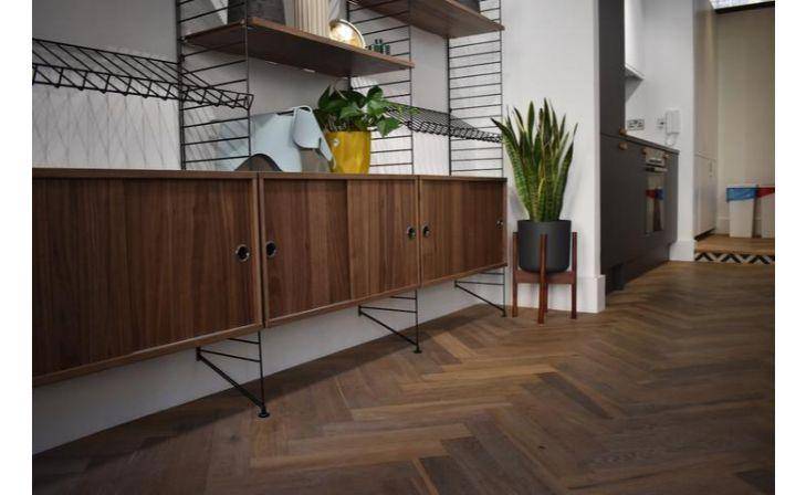 How to Clean a Sticky Oiled Wood Floor