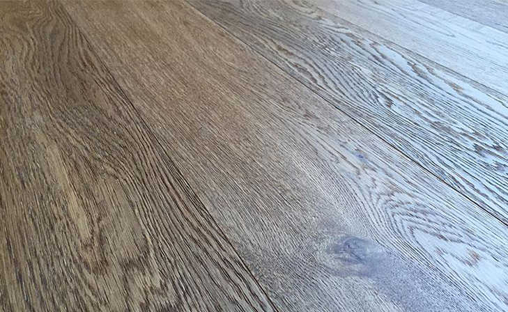 Comparison of Cold and Hot Pressed Strand Woven Bamboo Flooring