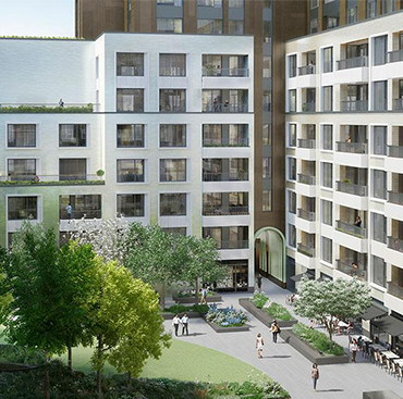Rathbone Square Project Oxford Street 2017   Case Study