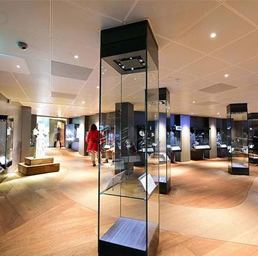 Imaginative Wood Floor Installations (Jorvik Viking Museum)   Case Study