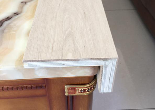 Stair Cladding for Wood Flooring