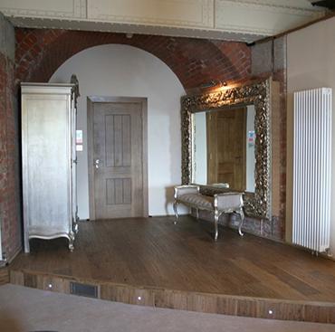 Antique Oak at Spitbank Fort Hotel   Case Study