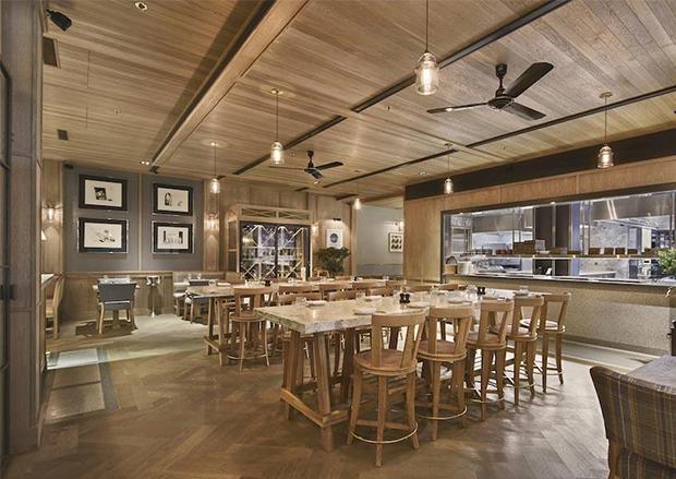 Percy & Founders Restaurant