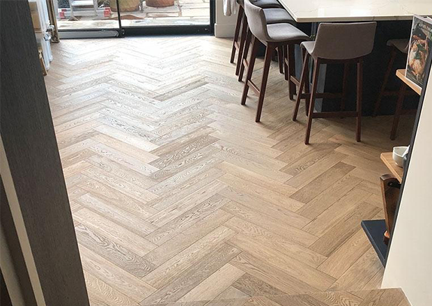 Why you should only use Professional Wood Flooring Fitters