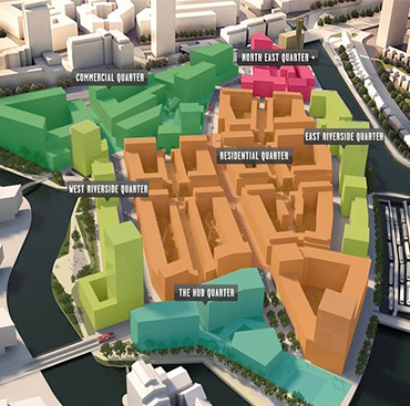 Strand East Project in East London   Case study