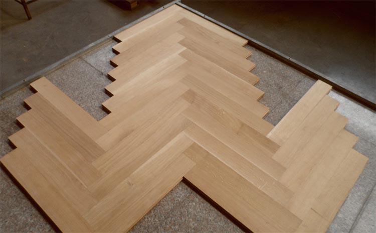 Quarter Sawn Engineered Parquet Flooring