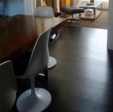 Timberex Oiled Carbonised Oak Flooring