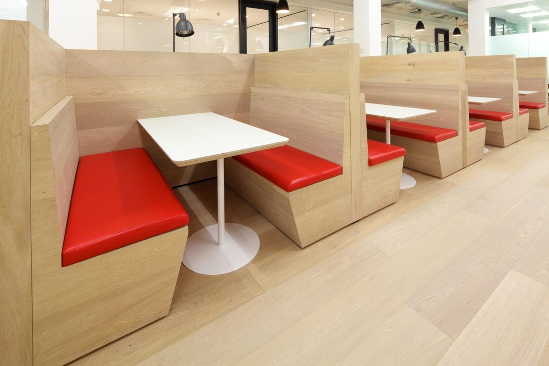 White Oiled Oak in a Canteen