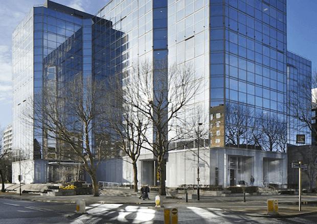 Shortlands Office Refurbishment in Hammersmith London