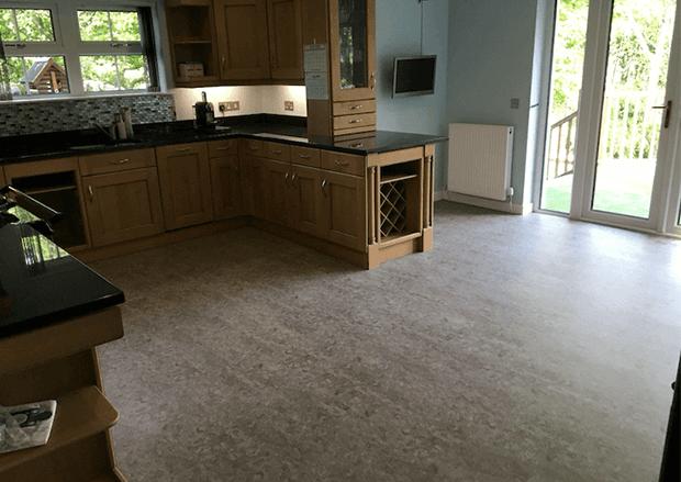 Impervia Luxury Flooring Tiles for Kitchens