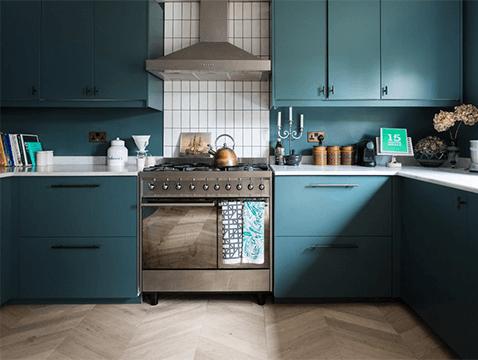Kitchen Renovation - Donna Ford   Case Study