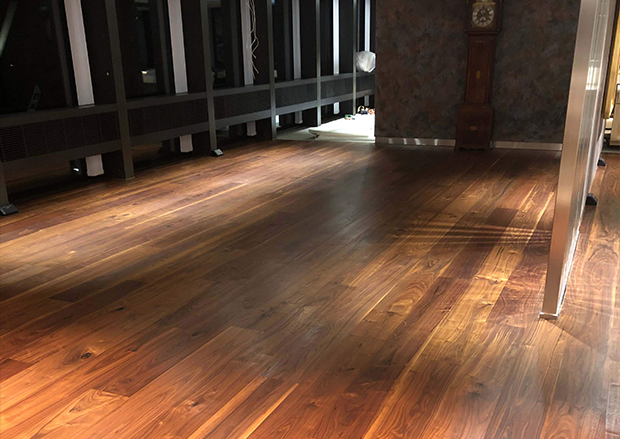 Maintaining Walnut Flooring