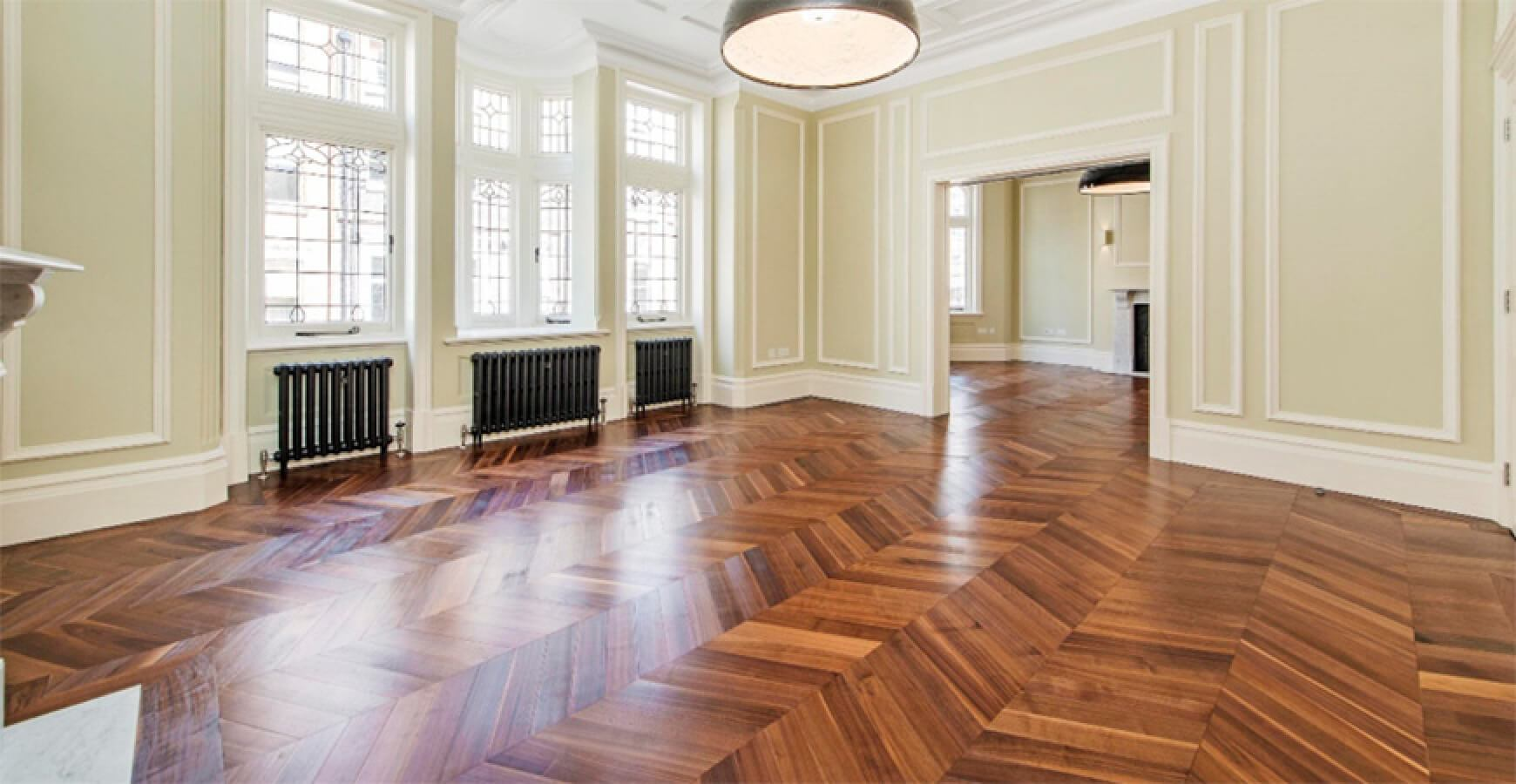 Herringbone & Chevron Parquet Engineered Wood Floors