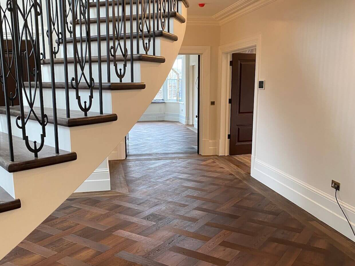 Do you want a glossy floor?