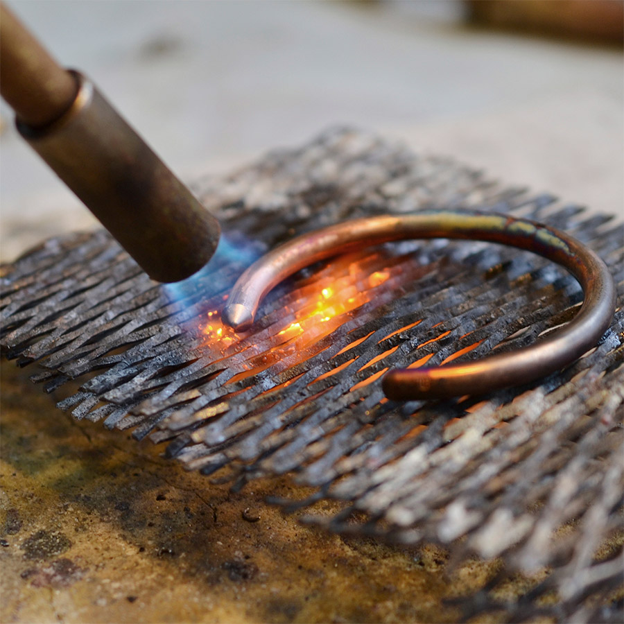 """""""Absolutely beautiful. Copper is a bit magical. A weighty, tactile piece of perfection."""" <em>Anna</em>"""