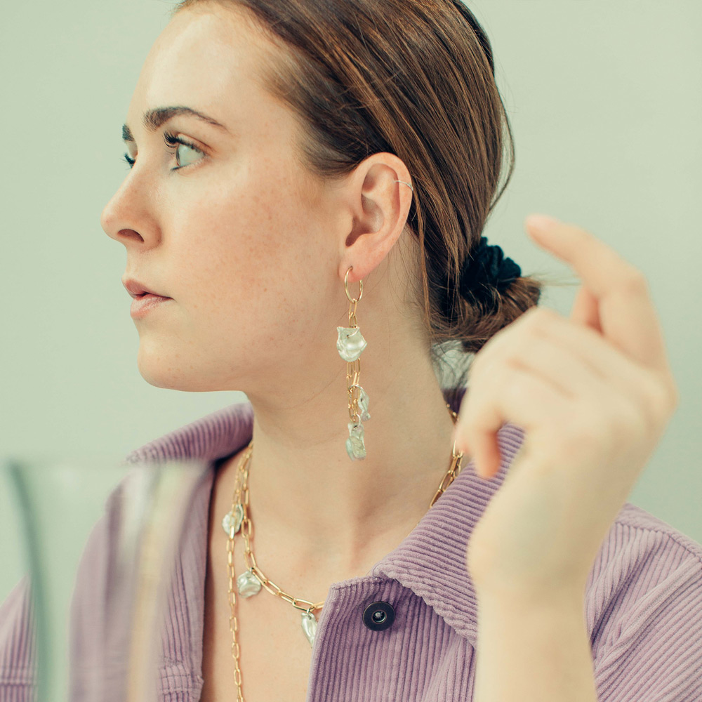 """""""This necklace is beautiful...I absolutely love it!"""" <em>Alison</em>"""