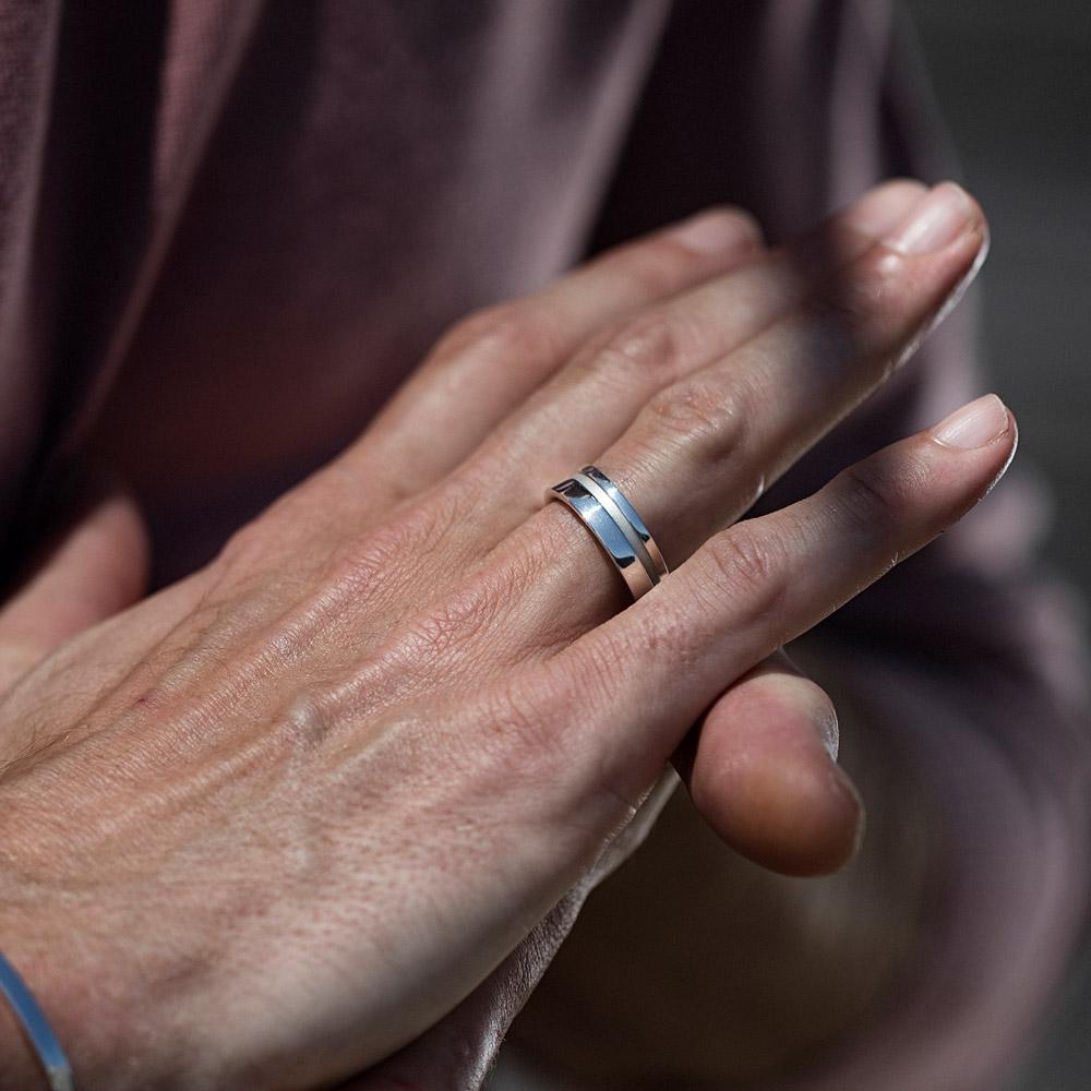 """Beautiful rings, minimal design and great for everyday wear."" <em>Freddie</em>"