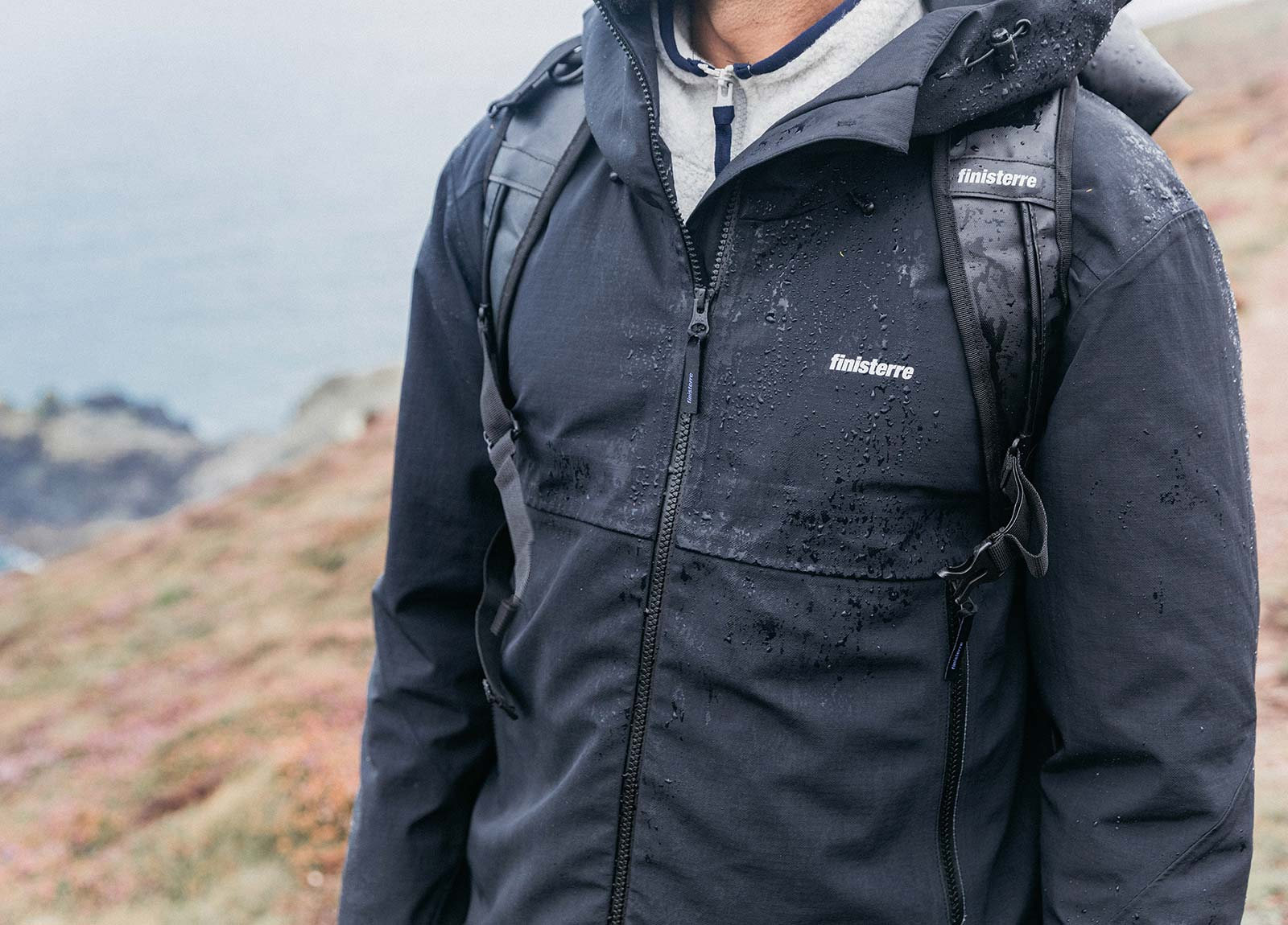 Waterproof 2-Way Zip