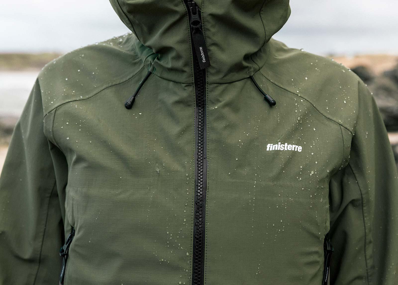 Waterproof 2-Way Zip