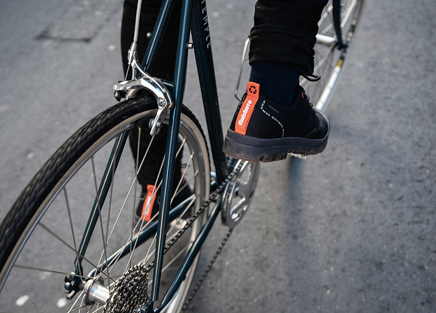 Rugged, Recycled & Built to Roam.