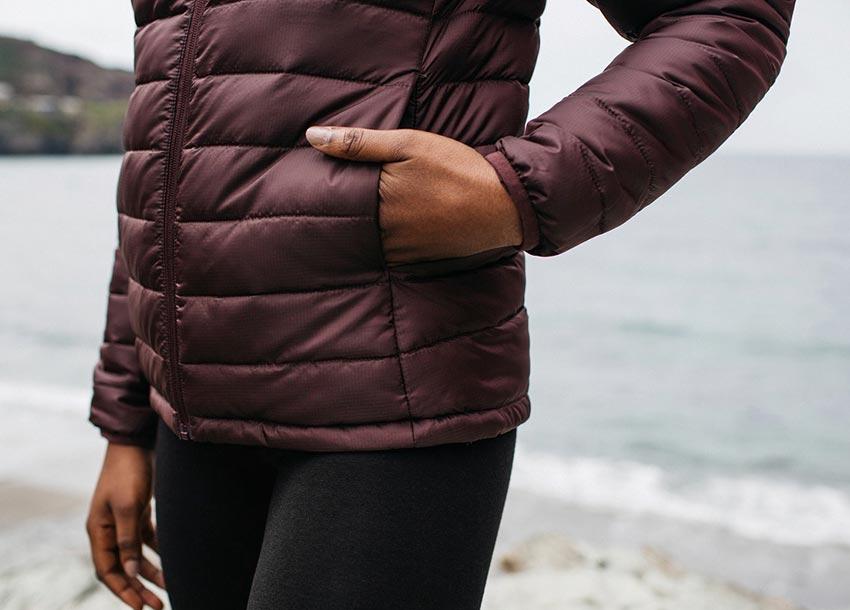 Hand-warmer Pockets