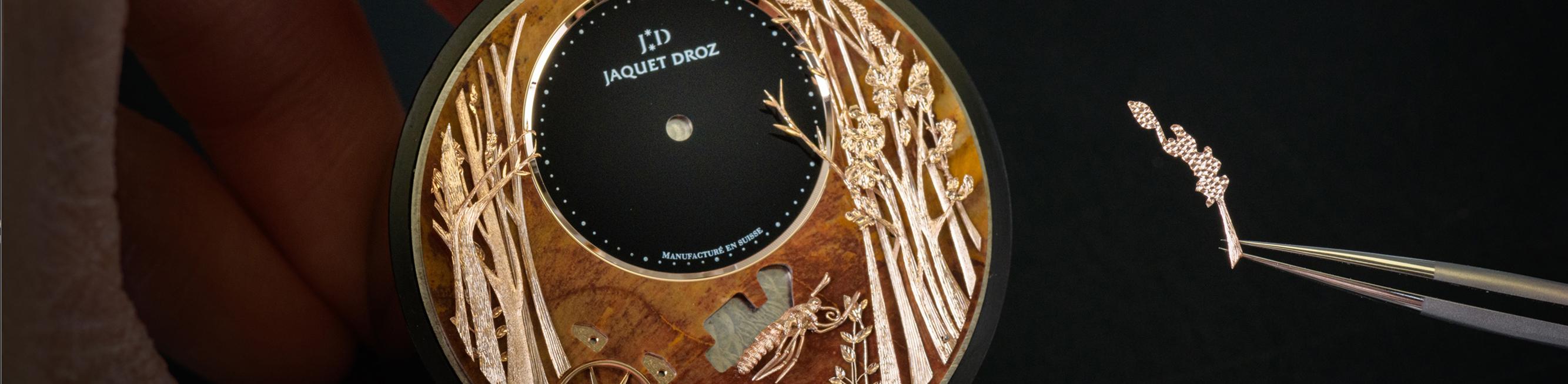 Jaquet Droz 2020 Novelties Exhibition 5th - 18th November - October 2020 News article hero image