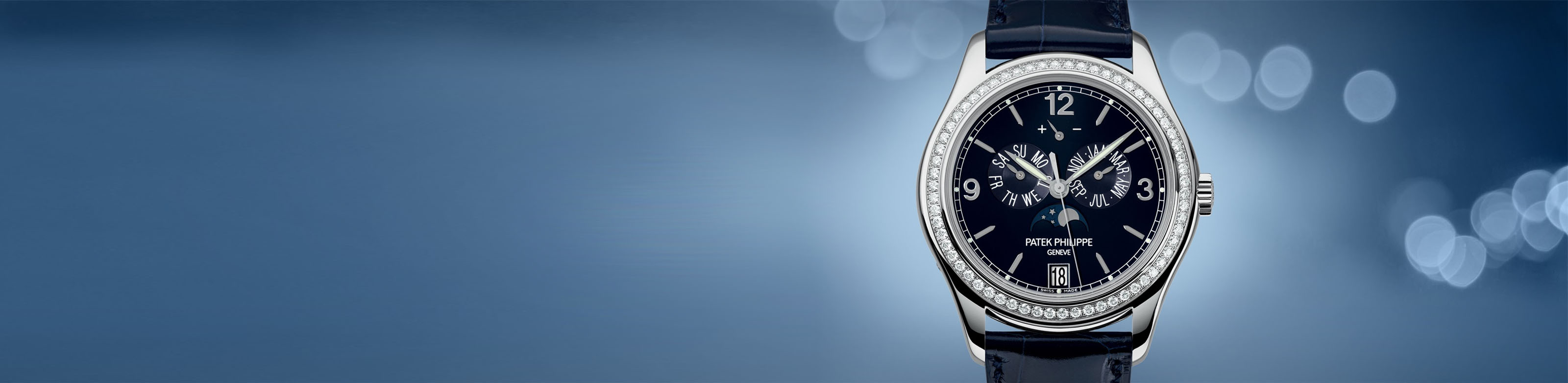 PATEK PHILIPPE - NEW ARRIVALS - MARCH 2021 NEWS article hero image