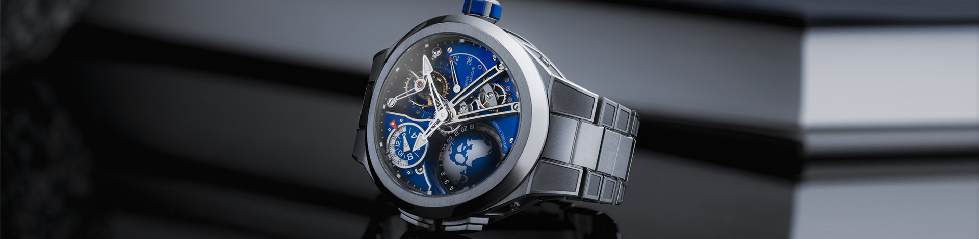 NEW GREUBEL FORSEY GMT SPORT - MAY 2021 NEWS article hero image