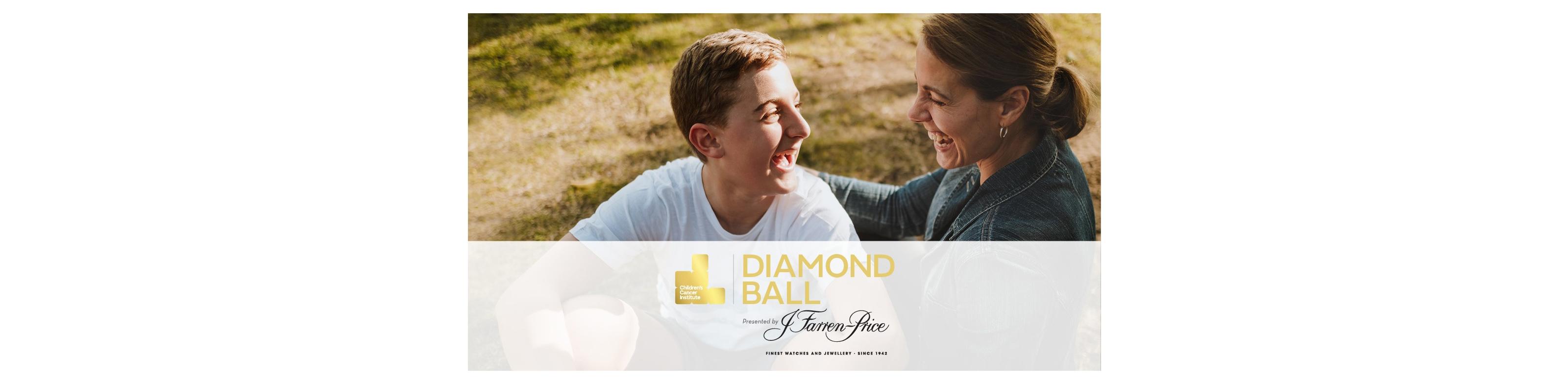J FARREN-PRICE – MAJOR SPONSOR FOR CHILDREN'S CANCER DIAMOND BALL article hero image