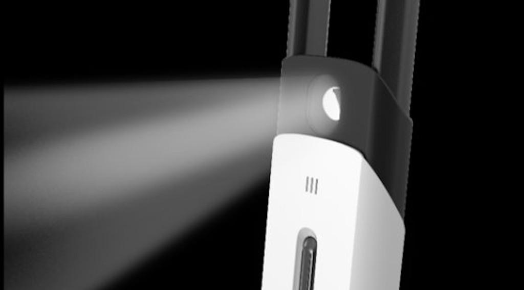 Segway Ninebot Kickscooter Air T15E integrated led lights