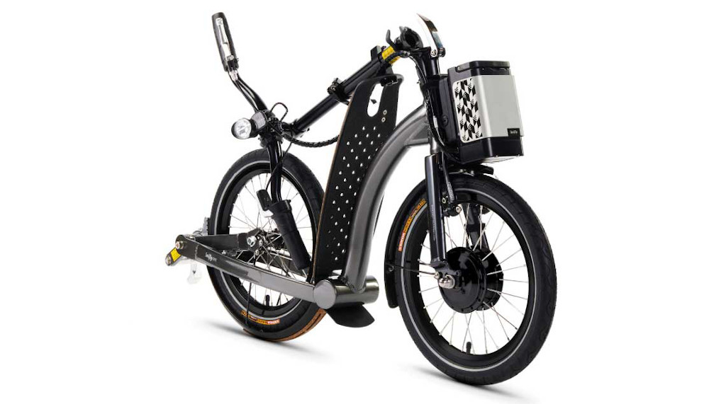 SwiftyONE-e Foldable & Adjustable Electric Scooter