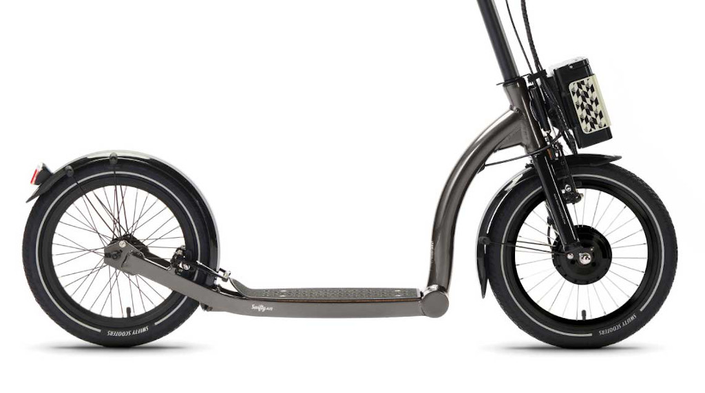 SwiftyAIR-e Kick Assisted Electric Scooter