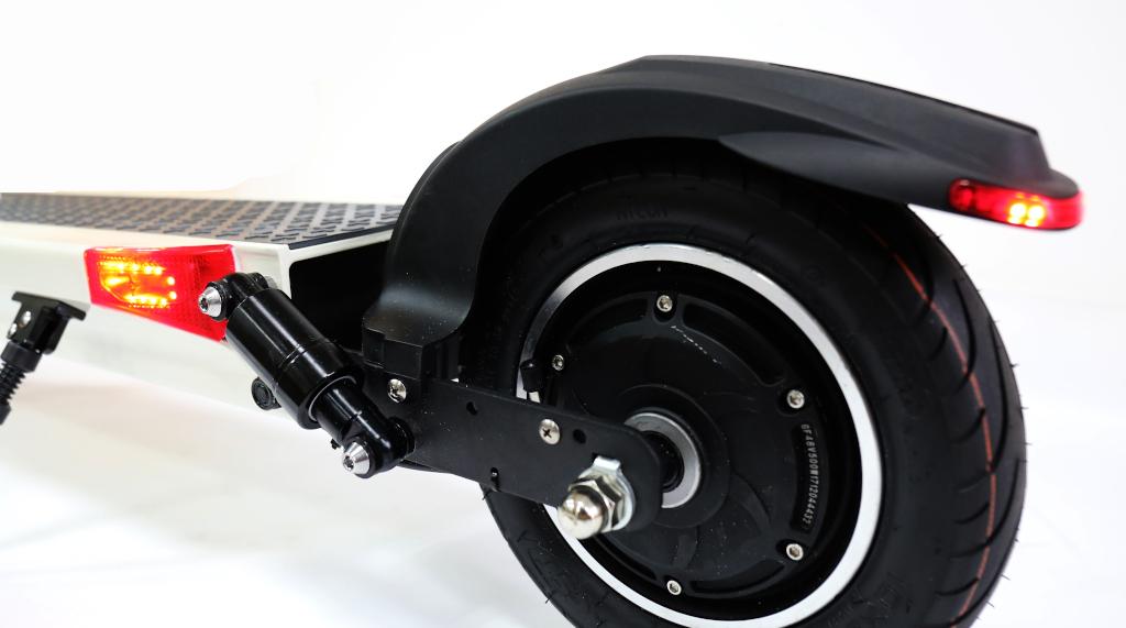 Joyor Y10 Dual Suspension E-Scooter