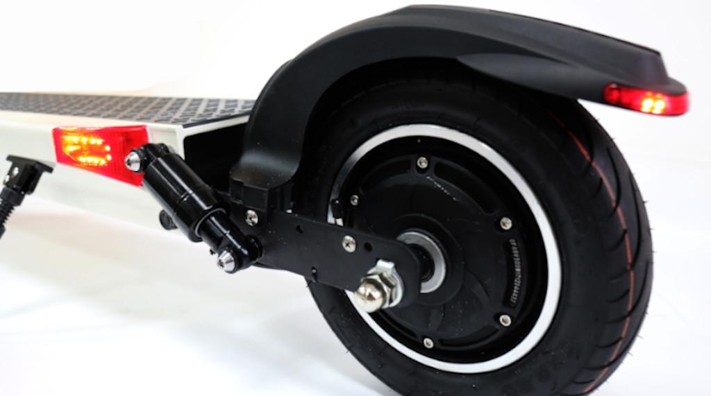 Joyor Y5S Electric Scooter with Dual Suspension