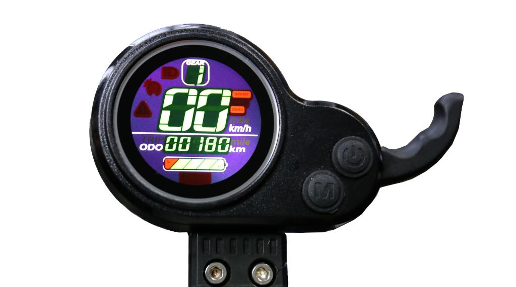 Joyor X5S Electric Scooter colour LED Display