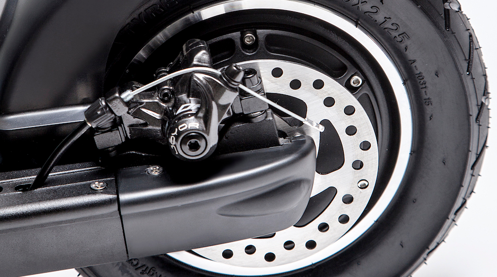 Joyor X5S Electric Scooter Rear Disc Brake