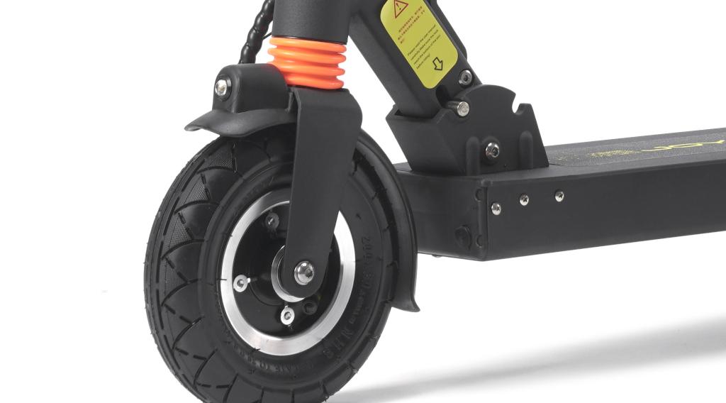 Joyor F1 Electric Scooter Front Spring Suspension