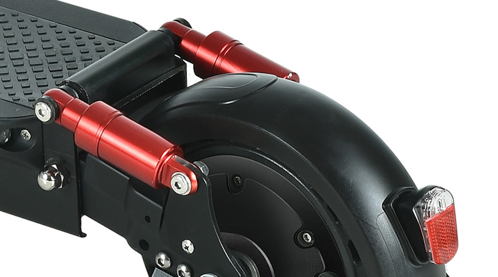 Joyor G5 E-Scooter Dual Suspension