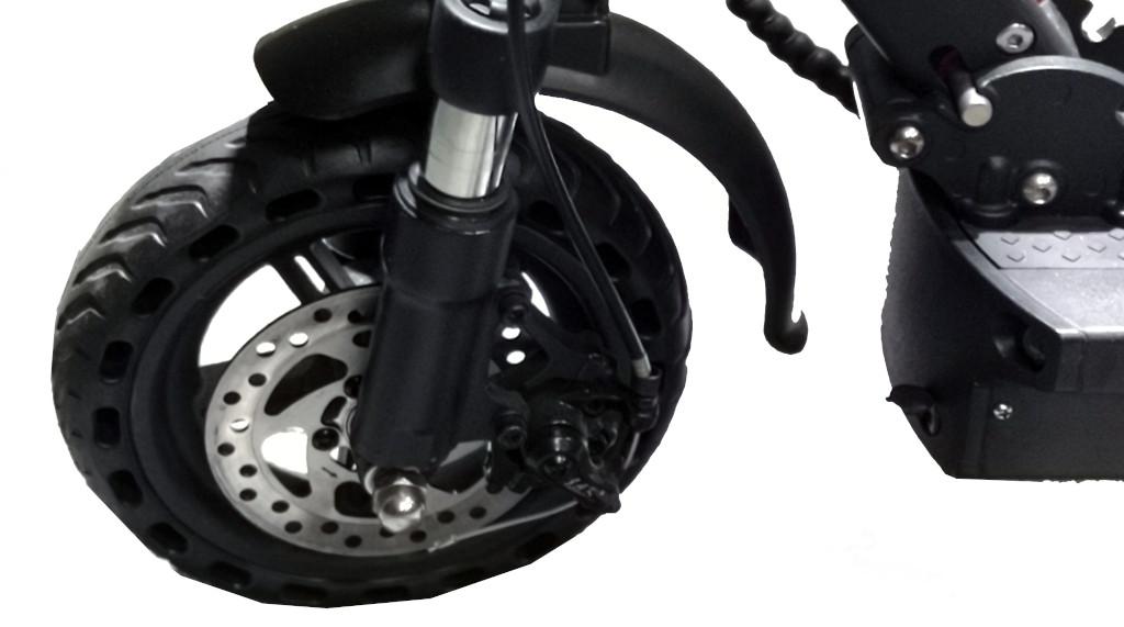 Joyor G5 E-Scooter Dual Braking system