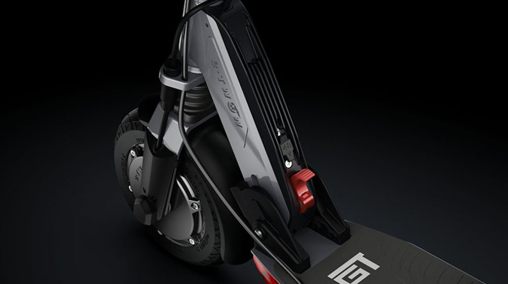 E-TWOW S2 GT 2020 SE Ultra Portable E-Scooter with Formula 1 KERS Technology