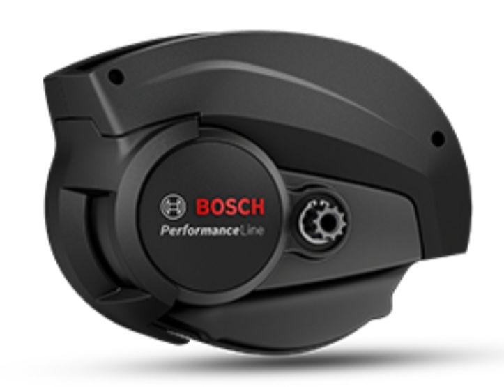 KTM Macina Fun P510 Electric Bike Bosch performance line motor