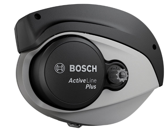 KTM Macina Fold 20 Bosch Active Line Plus Motor