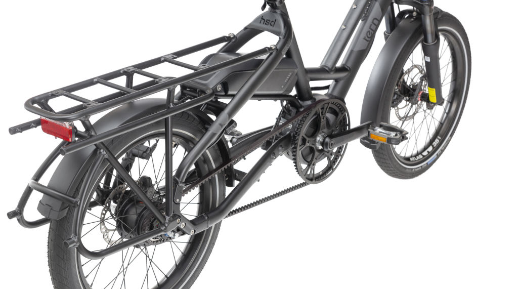 Tern HSD S8i E-Bike Atlas H Rack
