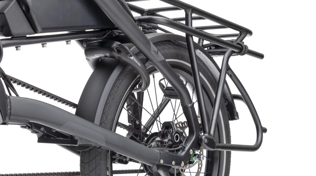 Tern HSD S8i E-Bike Abus Frame Lock