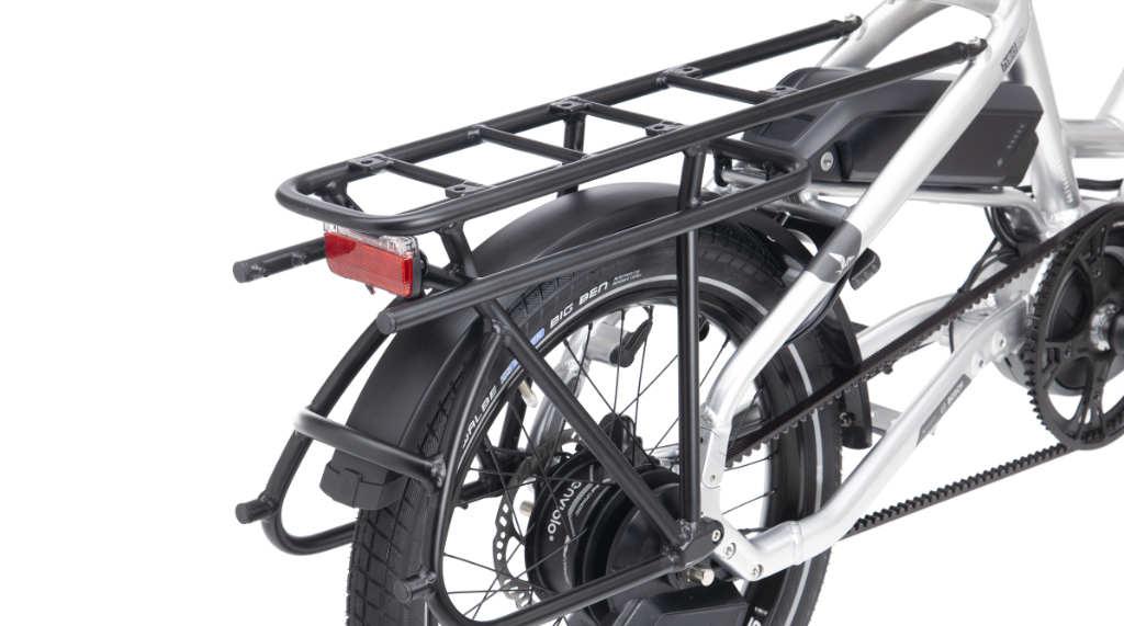 Tern HSD S Plus E-Bike Atlas H Rack