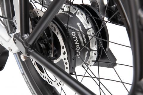 Tern HSD S Plus E-Bike Enviolo Automatic Shifting