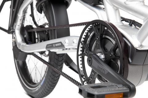 Tern HSD S Plus E-Bike Gates Belt Drive