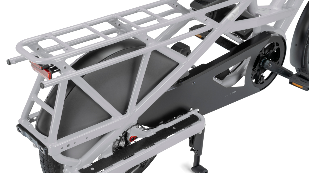 Tern GSD R14 E-Bike Frame Integrated Rack