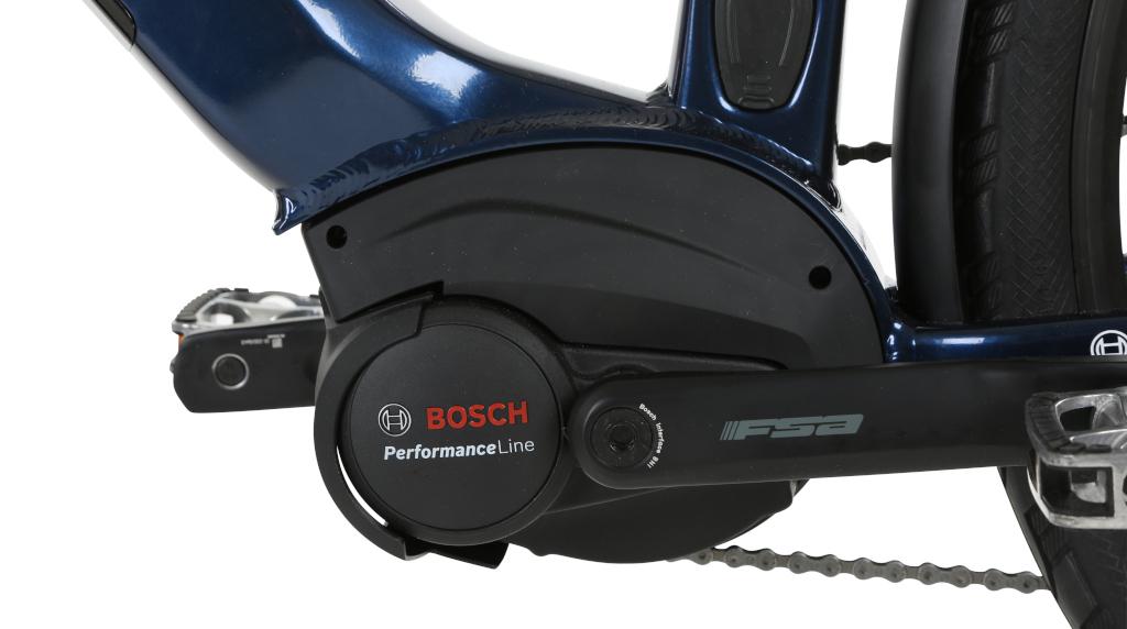 Bosch Performance In-Line Motor