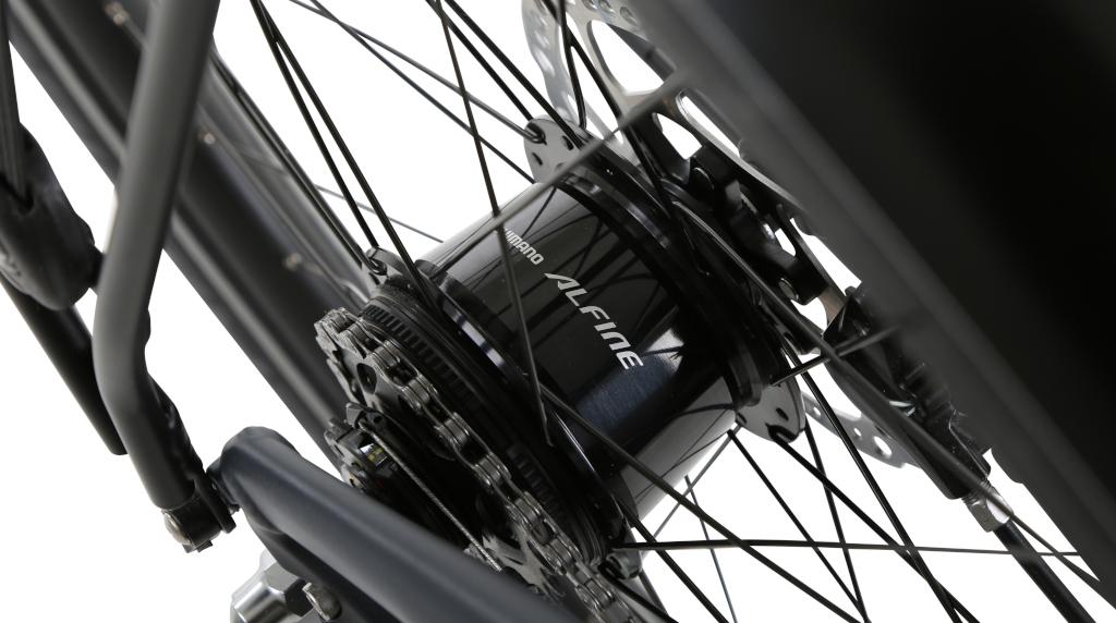 Forme Repton Bosch Alfine 8 Speed Internal Hub